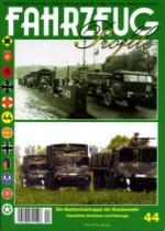 46320 - AAVV,  - Fahrzeug Profile 44: Nachschubtruppe der Bundeswehr