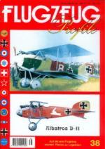 46322 - AAVV,  - Flugzeug Profile 38: Albatros D.II