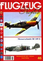 46330 - AAVV,  - Flugzeug Profile 46: Messerschmitt Bf 109 E Variants