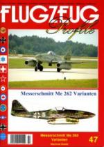 46331 - AAVV,  - Flugzeug Profile 47: Messerschmitt Me 262 Variants
