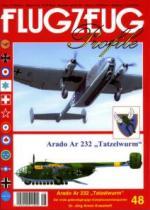 46332 - AAVV,  - Flugzeug Profile 48: Arado Ar 232 'Tatzelwurm'