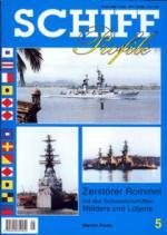 46374 - AAVV,  - Schiff Profile 05: Zerstoerer Rommel, Luetjens, Moelders