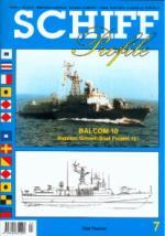 46376 - AAVV,  - Schiff Profile 07: Raketenschnellboot Balkom 10
