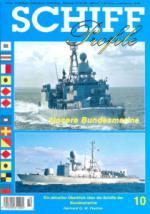 46379 - AAVV,  - Schiff Profile 10: Unsere Bundesmarine