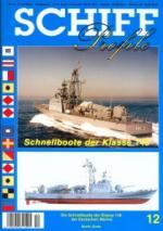 46381 - AAVV,  - Schiff Profile 12: Schnellboote der Klasse 148