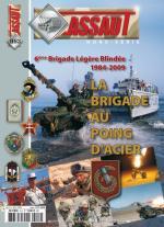 46412 - AAVV,  - HS Assaut 03: 6eme Brigade Legere Blindee 1984-2009