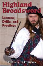 46489 - Scott Thompson, C. - Highland Broadsword. Lessons, Drills and Practices