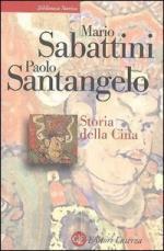46579 - Sabattini-Santangelo, M.-P. - Storia della Cina