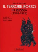 46642 - Mel'gunov, S.P. - Terrore rosso in Russia 1918-1923 (Il)