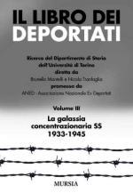 46745 - Mantelli-Tranfaglia, B.-N. - Libro dei deportati italiani. I luoghi Vol 3 (Il)