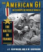 46822 - Kaufmann-Kaufmann, J.E.-H.W. - American GI in Europe in WWII Vol 3: the Battle in France