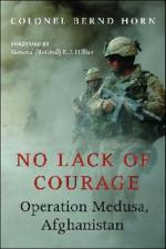 46830 - Horn, B. - No Lack of Courage. Operation Medusa, Afghanistan