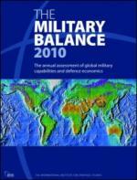 46846 - IISS,  - Military Balance 2010
