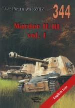 46870 - Ledwoch, J. - No 344 Marder II/III Vol I (Tank Power Vol XCIX) ENGLISH