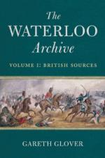 46876 - Glover, G. cur - Waterloo Archive Vol I: British Sources
