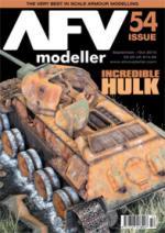 46884 - AFV Modeller,  - AFV Modeller 054. Incredible Hulk