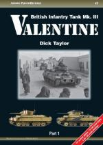 46923 - Taylor, D. - Armor Photo History 02: British Infantry Tank Mk. II Valentine Part 1