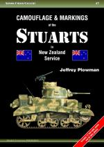 46924 - Plowman, J. - Armor Color Gallery 07: Camouflage and Markings of the Stuarts in New Zealand Service