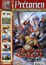 47029 - Pretorien,  - Pretorien 16. Le siege de Caen 1346