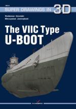 47068 - Goralski-Jastrzebski, W.-M. - Super Drawings 3D 10: The VII C Type U-Boot