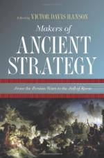 47101 - Hanson, V.D. - Makers of Ancient Strategy from the Persian Wars to the Fall of Rome