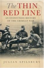 47226 - Spilsbury, J. - Thin Red Line. An Eyewitness History of the Crimean War (The)