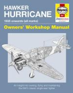 47283 - Price-Blackah, A.-P. - Hawker Hurricane. Owner's Workshop Manual. 1935 onwards (all marks)