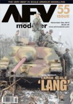 47398 - AFV Modeller,  - AFV Modeller 055. Large Scale 'Lang'