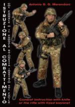 47446 - Merendoni, A.G.G. - Istruzione al Combattimento col pugnale o il pugnale baionetta inastato sul fucile