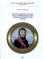 47452 - Faverzani, L. - Primo Esercito Italiano nella corrispondenza del generale Giuseppe Lechi 1799-1804 (Il)