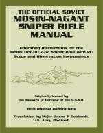 47491 - Gebhardt, J. - Official Soviet Mosin-Nagant Sniper Rifle Manual