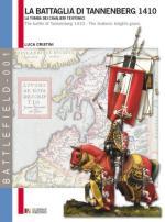 47501 - Cristini, L.S. - Battaglia di Tannenberg 1410. La tomba dei Cavalieri Teutonici (La)