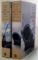 47508 - Purton, P. - History of the Early and Late Medieval Siege 2 Volumes Set