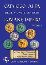47510 - AAVV,  - Catalogo unificato delle Monete Romane. Impero Vol. 2 (in due Tomi) da Titus Flavius Vespiasianus a Publius Helvius Pertinax