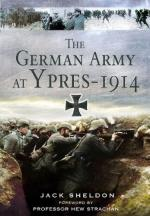47931 - Sheldon, J. - German Army at Ypres 1914 (The)