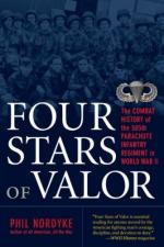 47965 - Nordyke, P. - Four Stars of Valor. The Combat History of the 505th Parachute Infantry Regiment in World War II