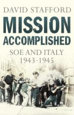 47979 - Stafford, D. - Mission Accomplished. SOE and Italy 1943-1945