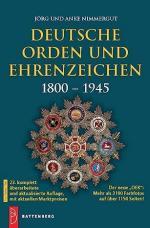 47980 - Nimmergut, J. - Deutsche Orden und Ehrenzeichen. 1800-1945 21. Aufl.