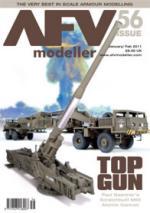 47985 - AFV Modeller,  - AFV Modeller 056. Top Gun