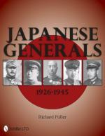 48176 - Fuller, R. - Japanese Generals 1926-1945