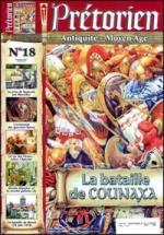 48229 - Pretorien,  - Pretorien 18. La bataille de Counaxa