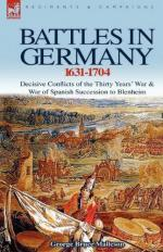 48267 - Malleson, G.B. - Battles in Germany 1631-1704. Decisive conflicts of the Thirty Years War and War of Spanish Succession to Blenheim