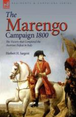 48271 - Sargent, H.H. - Marengo Campaign 1800. The Victory that Completed the Austrian Defeat in Italy (The)