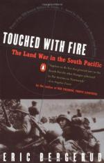 48303 - Bergerud, E. - Touched with Fire. The Land War in the South Pacific