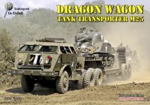 48363 - Vollert, J. - Tankograd In Detail: Dragon Wagon. Tank Transporter M25