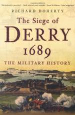 48413 - Doherty, R. - Siege of Derry 1689. The Military History (The)