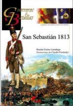 48420 - Guirao Larranaga-Fernandez, R.-C. - Guerreros y Batallas 068: San Sebastian 1813