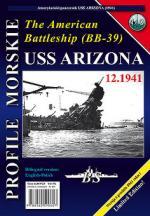 48432 - Brzezinski, S. - Profile Morskie 110: USS Arizona, American Battleship 1941