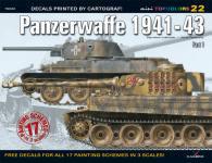 48456 - Jablonski-Pasieczny, S.-J. - Topcolors 22: Panzerwaffe 1941-43 Part I