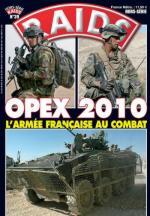 48508 - Raids, HS - HS Raids 39: OPEX 2010. L'Armee francaise au combat OFFERTA!
